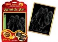 Wielbłąd. Scratch Art. Złota seria - zdjęcie zabawki, gry