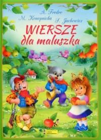 Wiersze dla maluszka - okładka książki
