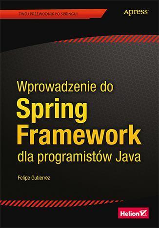 Wprowadzenie do Spring Framework - okładka książki