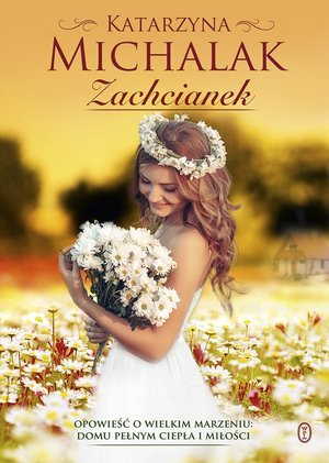 Zachcianek - okładka książki