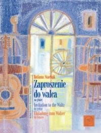 Zaproszenie do walca na gitarę - okładka podręcznika