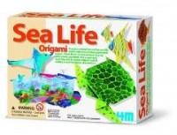 Zwierzęta morskie. Origami - zdjęcie zabawki, gry