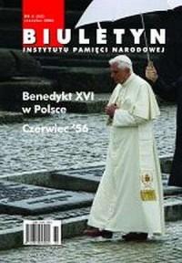 Biuletyn IPN nr 65 (6) / 2006 - okładka książki