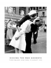 Kissing the War Goodbye WG 08686 - zdjęcie reprodukcji, plakatu