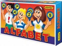 Alfabet - układanka - Wydawnictwo - zdjęcie zabawki, gry