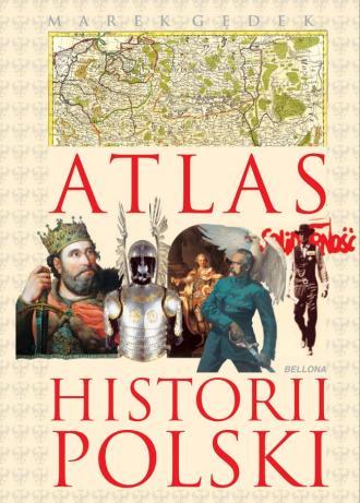 Atlas historii Polski - okładka książki