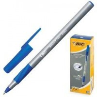 Długopis. Round Stic Exact niebieski (20 szt.) - zdjęcie produktu