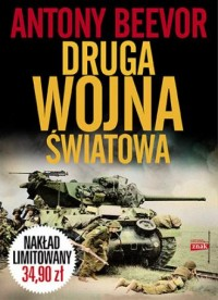 Druga wojna światowa - okładka książki