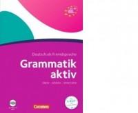 Grammatik aktiv A1-B1 (+ CD) - okładka podręcznika