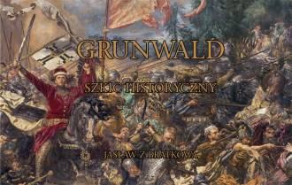 Grunwald - szkic historyczny - okładka książki