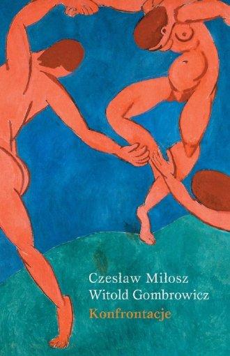 Konfrontacje - okładka książki
