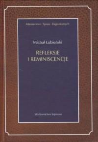 Refleksje i reminiscencje - Michał - okładka książki