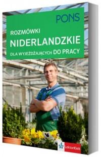 Rozmówki niderlandzkie dla wyjeżdżających do pracy - okładka podręcznika