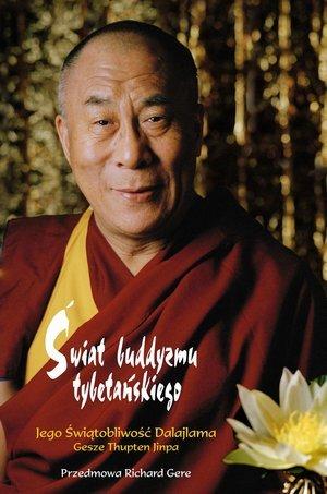 Świat buddyzmu tybetańskiego - okładka książki