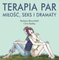 Terapia par. Miłość, seks i dramaty - okładka książki