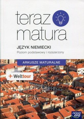 Teraz matura. Język niemiecki. - okładka podręcznika
