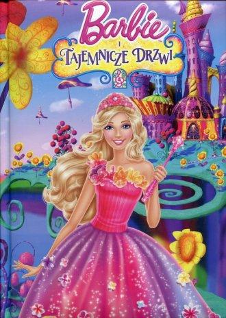 Barbie i tajemnicze drzwi - okładka książki