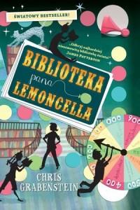 Biblioteka pana Lemoncella - okładka książki