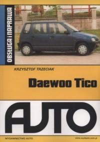 Daewoo Tico. Obsługa i naprawa - okładka książki