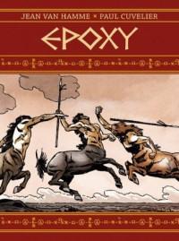 Epoxy - okładka książki