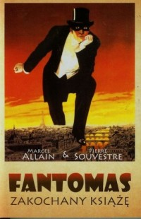 Fantomas. Zakochany książę - okładka książki