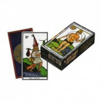 Fournier Tarot ESOTERICO - ESOTERIC - zdjęcie zabawki, gry