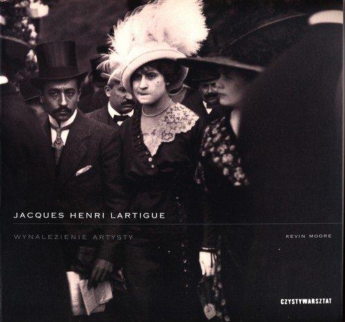 Jacques Henri Lartigue. Wynalezienie - okładka książki
