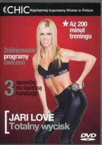 Jari Love. Totalny wycisk - okładka filmu