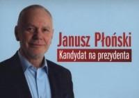 Kandydat na prezydenta - okładka książki