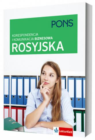 Korespondencja i komunikacja biznesowa - okładka podręcznika