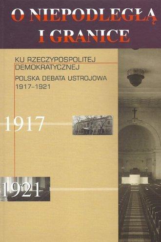 Ku Rzeczypospolitej demokratycznej. - okładka książki