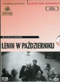 Lenin w październiku - okładka filmu