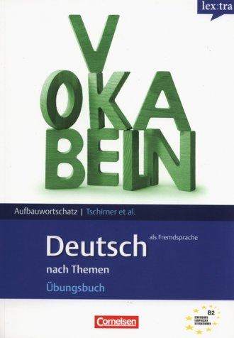 Lextra - Deutsch als Fremdsprache - okładka podręcznika