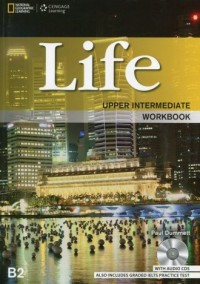 Life. Upper Intermediate Workbook (+ CD) - okładka podręcznika