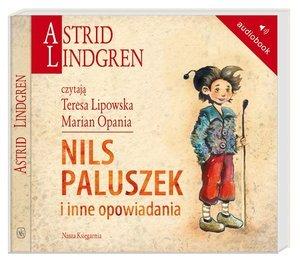 Nils Paluszek i inne opowiadania - pudełko audiobooku
