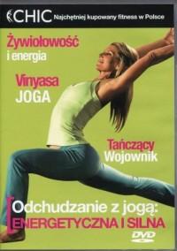Odchudzanie z jogą: energetyczna i silna - okładka filmu