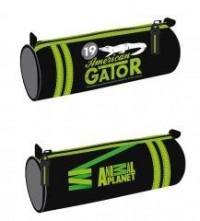 Piórnik tuba Animal Planet aligator - zdjęcie produktu