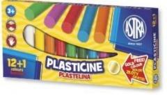 Plastelina 13 kolorów (12 + 1 gratis) - zdjęcie produktu