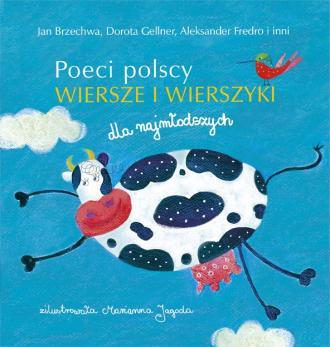 Poeci polscy. Wiersze i wierszyki - okładka książki
