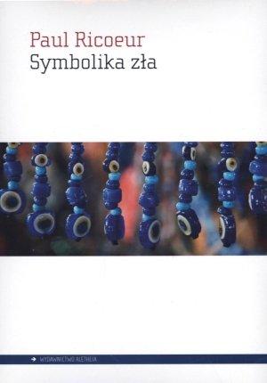 Symbolika zła - okładka książki