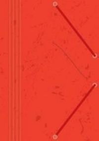 Teczka z gumką A4, z preszpanu, czerwona (10 szt.) - zdjęcie produktu