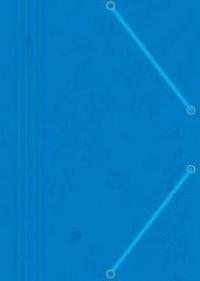 Teczka z gumką A4, z preszpanu, niebieska (10 szt.) - zdjęcie produktu