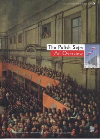 The Polish Sejm An Overview - okładka książki