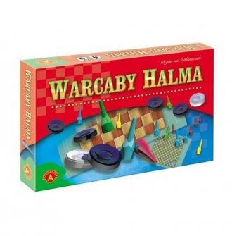 Warcaby Halma - zdjęcie zabawki, gry