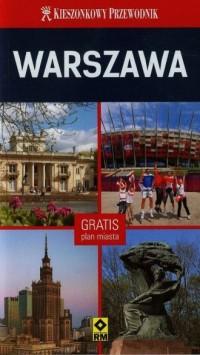 Warszawa od środka. Kieszonkowy przewodnik - okładka książki