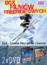 Zjazd / Człowiek, który zjechał z Everestu. Pakiet 2 DVD - okładka filmu