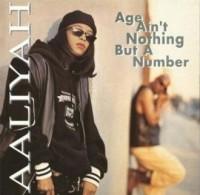Aaliyah. Age aint nothing but a - okładka płyty