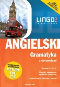 Angielski. Gramatyka z ćwiczeniami - okładka podręcznika