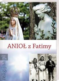 Anioł z Fatimy - okładka książki
