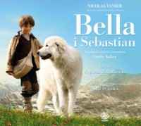 Bella i Sebastian - Nicolas Vanier - pudełko audiobooku